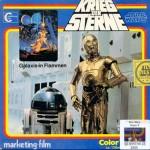 Der erste Teil der Marketing-Veröffentlichung von Krieg der Sterne