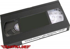 THX Promokassette für Mitglieder des ESWFC