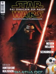 Das offizielle Filmmagazin zu Episode 7 (2015)
